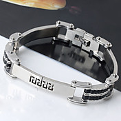 Punk Steel Bracelet For Man