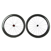 Supernova - 60mm Carbon Fiber Tube Road fiets wielstellen met CCC-serie
