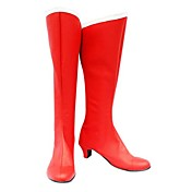 Cosplay Boots Inspired by Sailor Moon TV VER. Usagi Tsukino/Sailor Moon Red