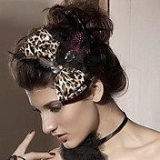 Unique Polyester With Rhinestone/Bowknot Women's Fascinators
