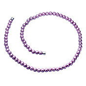 75 Permanent Magnetic Bead Health Necklace (CX01)