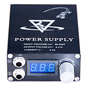 LCD Tattoo Machine Power Supply 3 Colors Available