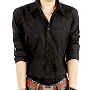 Herren-Casual fashion Langarm-Shirt