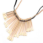 Lovely Alloy With Tassel Women's Necklace