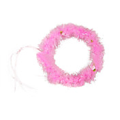 Pink Angel Halo Halloween Headpiece (1 piece)