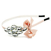 Elegant Fabric With Rhinestone Women's Headbands