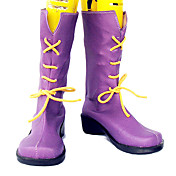 Cosplay Boots Inspired by Shugo Chara! Amu Hinamori