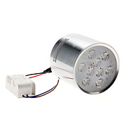 9W 800-850lm 3000-3500K Warm White LED Down Light (85-265V)