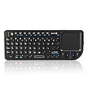 Rii mini Bluetooth Keyboard Wireless Keyboard With Touchpad & Laser Pointer