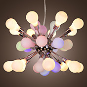 Modern Pendant Light with 16 Lights