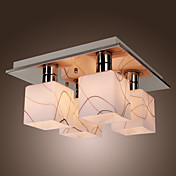 LENNOX - Lampe de Plafond - 4 slots  ampoule