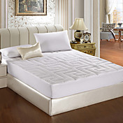 300TC Cotton Sateen With Quilting Mattress Pad