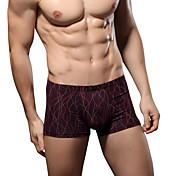 Men's Print Straight Angle Underpants