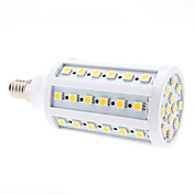 E14 8W 60x5050SMD 640-720LM 2700-3300K Warm White Light LED Corn Bulb (220-240V)