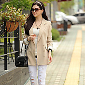 ALAN Double Breast Slim Blazer
