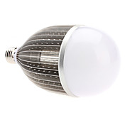 E27 18W 1600LM 3000-3500K Warm White Light LED Ball Hehkulamppu (85-265V)