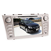 8 tommers bil dvd spiller for Toyota Camry / Aurion (2006-2011) med gps, tv, ipod, bluetooth