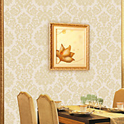 Retro Damask Non-woven Wall Paper 1301-0012