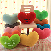 Personalized Heart Shaped Arm Pillow (More Colors)
