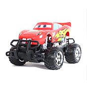 Chargeable Radio Control ABS Levin McQueen Diecast Cross-Country Car