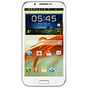 H7100 MT6577 1GHz Android 4.1.1 Dual Core 5.5inch capacitif cran tactile de tlphone portable (WIFI, FM, 3G, GPS)