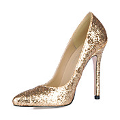THREE RIVERS - Pumps Stilettohak Sprankelende Glitter