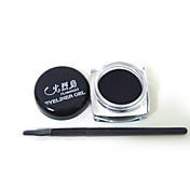 Nero Waterproof Eye Liner Gel Eyeliner pennello trucco