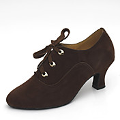 Women's Suede Modern / Ballroom Dance Shoes(More Colors)