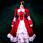 Cosplay Costume Inspired by Black Butler Elizabeth Birthday Party