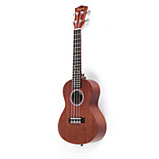 Toukaki - (UK23CS-K) Sapele Concert Ukulele with Gig Bag/Strap