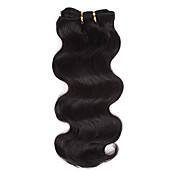 4 oz Top Quality 100% Indian Remy Hair 22 Inch Body Wave Machine Made Wefts