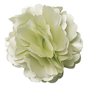 gorgeous Baumwolle / Organza Blume Kopfstck