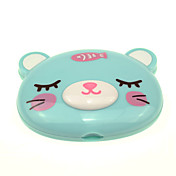 Cat Pattern Cosmetic Mirror(Assorted Color)