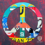 Printed Art Still Life Peace by Design Turnpike