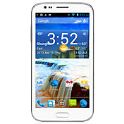 "n9389 - android 4.2 quad core met 5.5 ""ips hd capacitieve touchscreen (1,2 GHz * 4, 1g ram, 3g, wifi, dual sim)"
