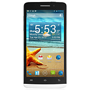 bedove hy5001 - android 4,2 quad core cortex a7 med 5 &quot;hd ips kapacitiv touchscreen (1,2 GHz * 4,3 g, gps, 1280 * 720)