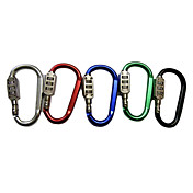 Metal Combination Lock (Random Color)