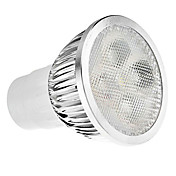 GU5.3 4W 360LM 6000-6500K Natural White Light LED Spot Bulb (85-265V)