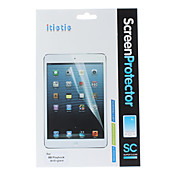 Frosted Screen Protector Kit for BlackBerry Playbook Anti-glare (Transparent)