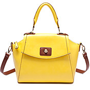 Pretty Faux Leather Cross-Body Bags/Totes More Colors