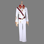 Cosplay Costume Inspired by Valvrave the Liberator L-elf Dorssian Military Uniform
