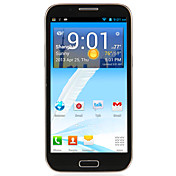 "H7189 5.3 ""tela de toque capacitiva (480 * 854) Android 4.2 Smart Phone com MTK6589 Quad Core CPU 1GB RAM 4GB ROM"