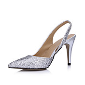 Elegant Sparkling Glitter Stiletto Heel Pumps Party/Evening Shoes