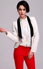TS Color Block Blazer Jacket