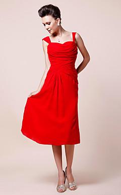 AURILIA - Vestido de Damas em Chifon