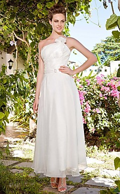 ISLE OF WIGHT - Vestido de Novia de Organza