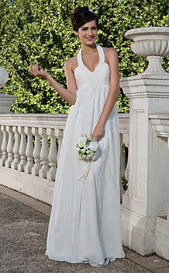 LONG BEACH - Abito da Sposa in Chiffon
