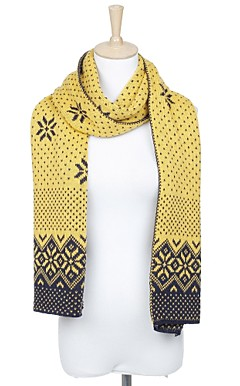 Fine-looking Sweater Casual/Party Scarf/Shawl (More Colors)