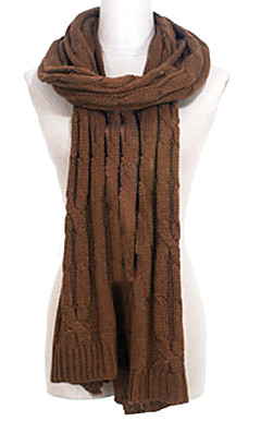 Fashion Sweater Women's Casual/Office Scarf/Shawl (More Colors)