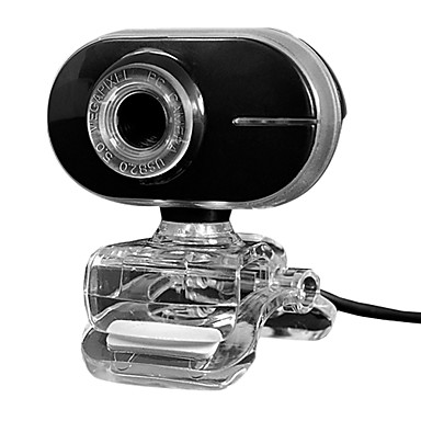 Adjustable Focus Webcam with 2MP